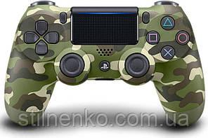 Джойстик DualShock 4 PS 4 проводной Camouflage (Камуфляж)