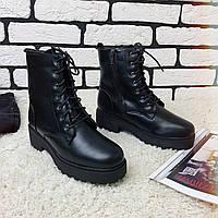 Ботинки женские зимние  [38 - последний размер]