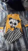 Пижама для мальчика на 1-3 лет оптом