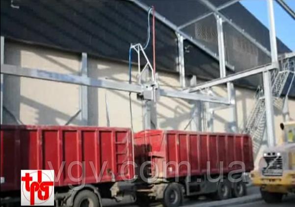 Пробовідбірник для залізничних вагонів ХАМЕЛЕОН 4000