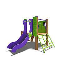 Игровой комплекс «Чемпион-1-NEW» T815 NEW зелено-фиолетовый