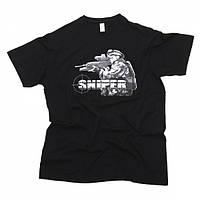 Футболка T-Shirt Sniper OD