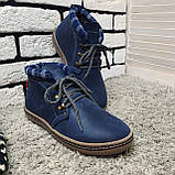 Зимние ботинки (на меху) мужские Switzerland  13030 ⏩ [ 41,42 ], фото 3