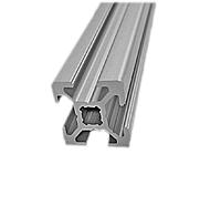 Станочный профиль T-track 20х20 без покрытия, фото 1