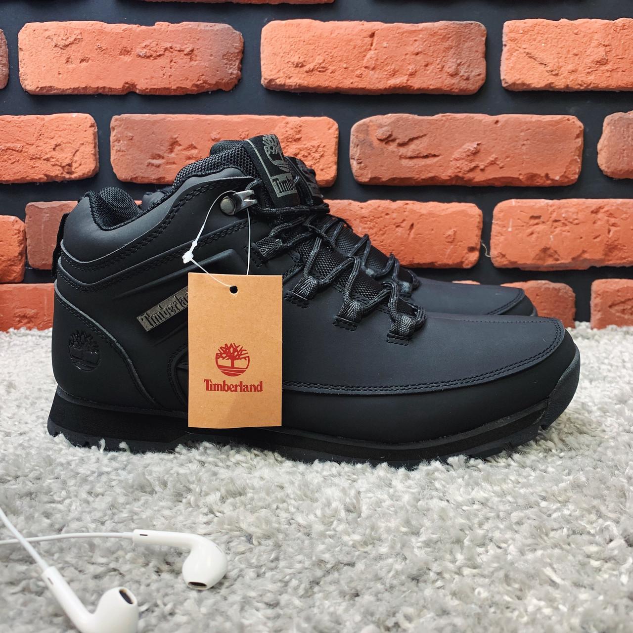 Зимние ботинки (на меху) мужские Timberland  11-004 ⏩ [ 41,42,44,45,46 ]