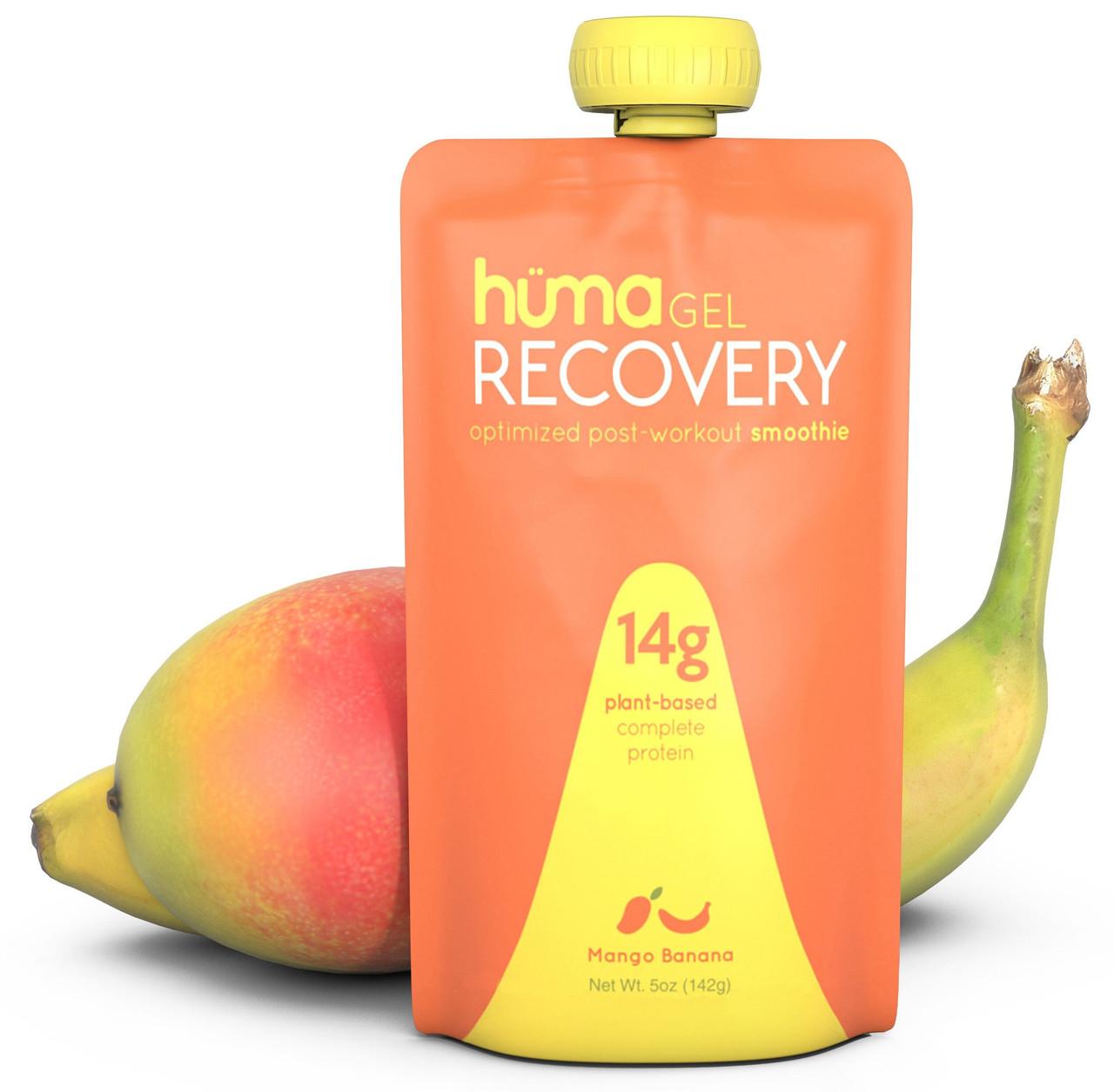 Гель для восстановления HUMA - Gel Recovery (142 грамм) манго-банан