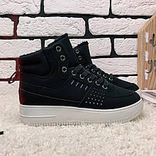 Зимние ботинки (на меху) женские Vintage  18-150