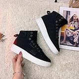Зимові черевики (на хутрі) жіночі Vintage 18-150, фото 6
