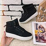 Зимові черевики (на хутрі) жіночі Vintage 18-150, фото 7