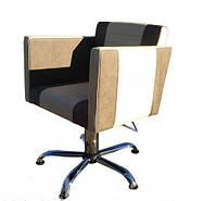 Парикмахерское кресло Квадро на пневматике