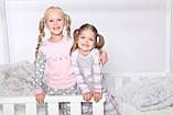 Дитяча піжама для дівчинки Dexters Щасливий кіт (розміри 128 см, 134 см), фото 9