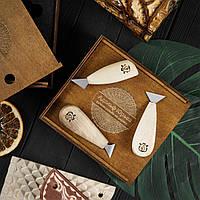 Набор ножей для резьбы флажков в пенале