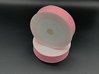 Лента для цветов. Цвет розовый. 3см. 45м