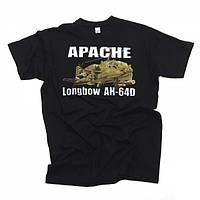 Футболка T-Shirt Apache Black