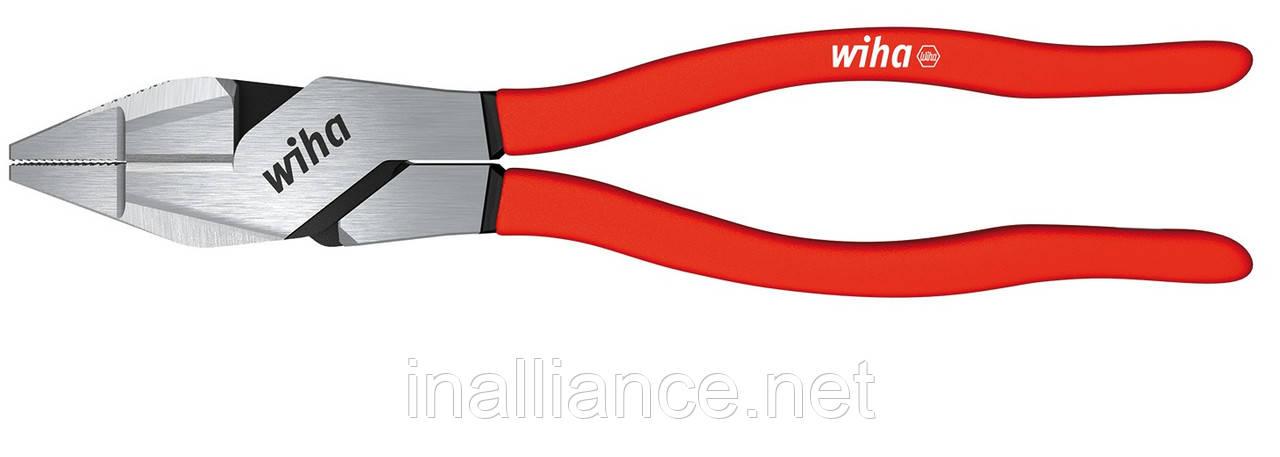 Пассатижи, плоскогубцы 250 мм с DynamicJoint Classic Wiha 40709