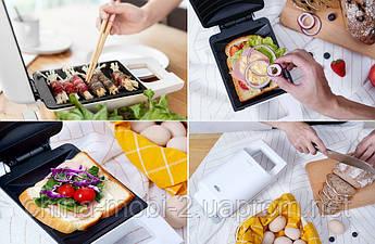 Бутербродница Xiaomi Pinlo Mini Sandwich Maker  PL-S042W1H, фото 2