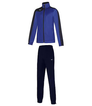 Спортивный костюм Mizuno Knitted Tracksuit Junior 32EG7406M-22, фото 2