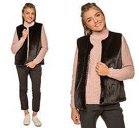 Меховые жилеты для девочек подростков интернет магазин