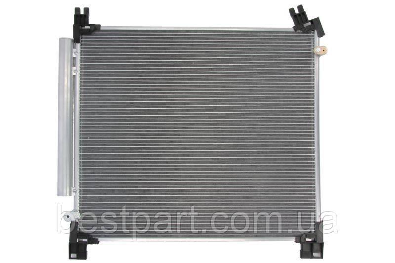 Радиатор кондиционера TOYOTA HILUX VIII 2.4D/2.8D 05.15-