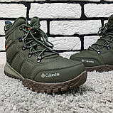 Зимние ботинки (на меху) мужские Columbia 12-048, фото 2