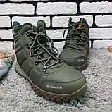 Зимние ботинки (на меху) мужские Columbia 12-048, фото 6