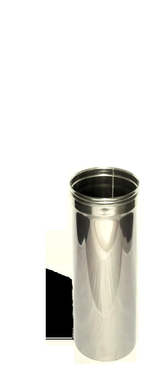 Версия-Люкс (Кривой-Рог) Труба, нержавейка, 0,5 м, толщиной 0,5 мм, диаметр 150мм