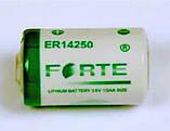 Елемент живлення FORTE ER14250, 3,6В, фото 2