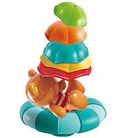Игрушка для ванны Hape - Teddy с зонтиком (E0203)