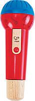 Іграшка музична Нарі Дерев'яний Ехо мікрофон (E0337), фото 1