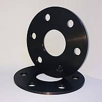 Проставки колесные сквозные 5мм/ psd 3х112/ dia 57,1/ Ø150 (Smart)