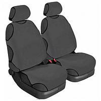 Майка сидения передняя темно-серая (2шт) Elegant 105250