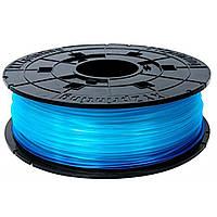 Пластик для 3D-принтера XYZprinting PLA(NFC) 1.75мм/0.6кг Filament, Clear Blue (RFPLCXEU05E)