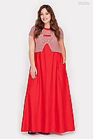 Платье Луизиана (красный) 1027630762