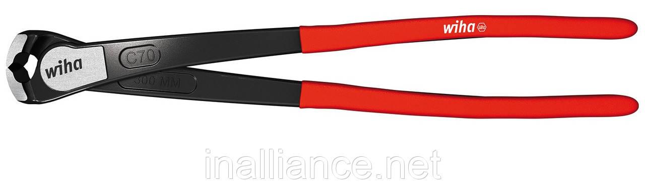 Кусачки арматурщика усиленные, кусачки для сетки, 300 мм Classic Wiha 40712