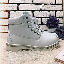 Зимние ботинки (на меху) женские  Timberland  11-117