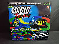 Дорога автотрек Magic Tracks (220 деталей)