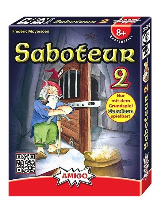 Настольная игра Amigo Саботер 2 (Saboteur 2) (20685) (укр.)
