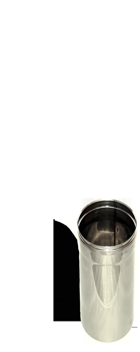 Версия-Люкс (Кривой-Рог) Труба, нержавейка, 0,3м, толщиной 0,8 мм, диаметр 120мм
