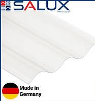 Прозрачный ПВХ лист Salux Strong Прозрачный 1,2х0,8,, фото 1