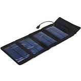 Солнечная зарядка панель 7W Вт, фото 2