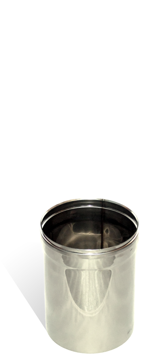 Версия-Люкс (Кривой-Рог) Труба, нержавейка, 0,3м, толщиной 0,8 мм, диаметр 220мм