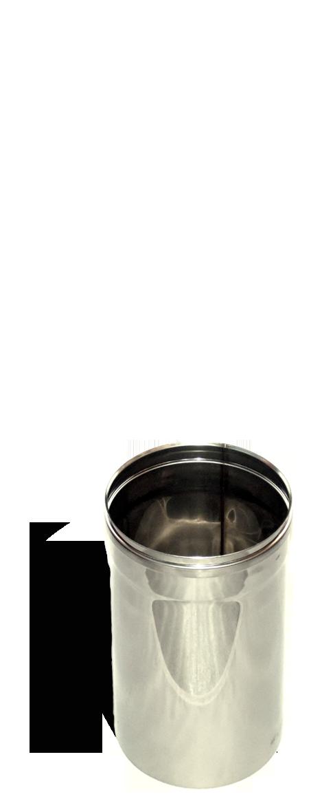 Версия-Люкс (Кривой-Рог) Труба, нержавейка, 0,3м, толщиной 1 мм, диаметр 150мм