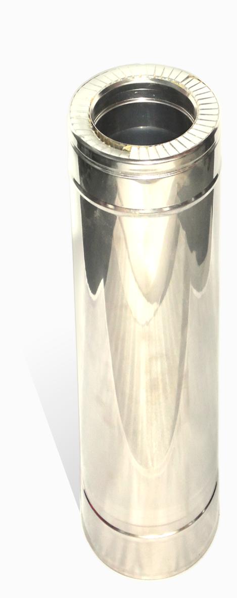 Версия-Люкс (Кривой-Рог) Труба, н/н, 1м, толщиной 0,5 мм, диаметр 230мм