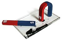 Прилад для демонстріції спектрів магнітних полів