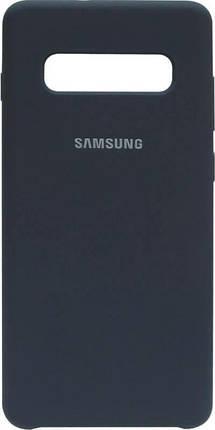 Накладка SA G975 S10 Plus dark blue Soft Case, фото 2