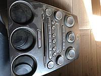 Mazda 6 Магнітофон