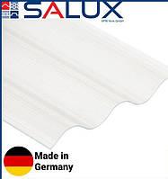 Прозрачный ПВХ лист Salux Strong Прозрачный 2,0х0,9, фото 1