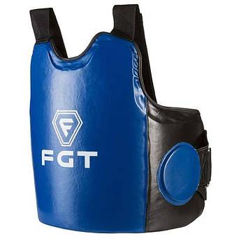 Защита груди (корсет) FTG-8024 DX, синий.