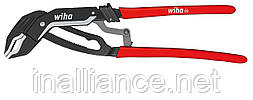 Клещи для водяных насосов QuickFix сквозной шарнир Classic Wiha 39091