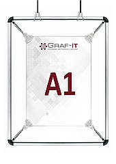 Рамки-растяжка для постера А1